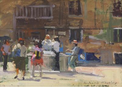 Lot 526 - *Richard Pikesley (b.1951)