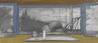 Lot 500 - *David Tindle RA (b.1932)