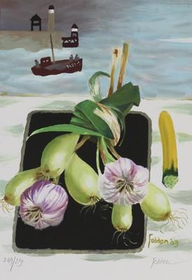 Lot 29 - *Mary Fedden RA (1915-2012)