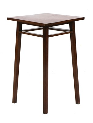 Lot 49 - A Liberty mahogany lamp table