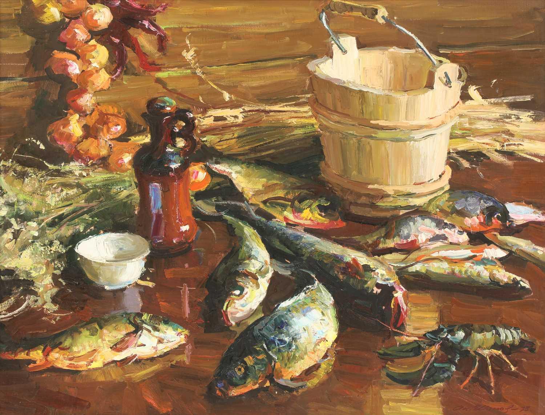 Lot 78 - Anatoly Shapovalov (Ukrainian, b.1949)