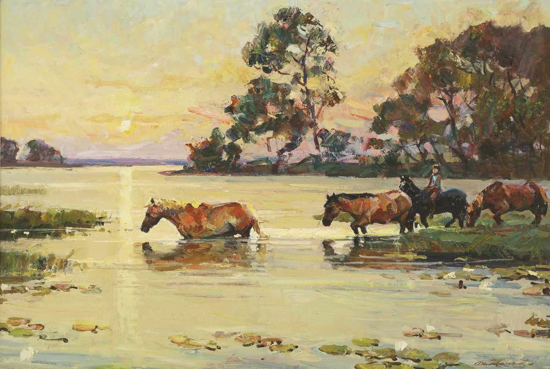 Lot 25 - Anatoly Shapovalov (Ukrainian, b.1949)