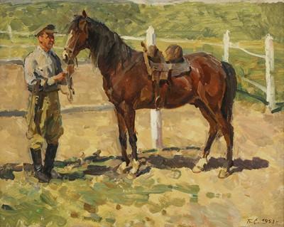 Lot 31 - Boris Sporykhin (Russian 1928-2020)