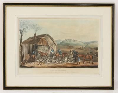 Lot 50 - Henry Alken (1810-1894) after W P Hodges