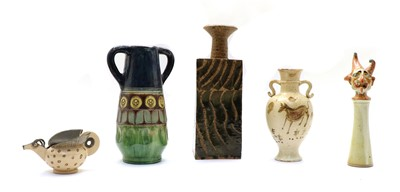 Lot 96 - A collection of early 20th century ceramics