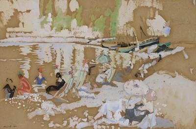 Lot 555 - *Albert Rutherston (1881-1953)