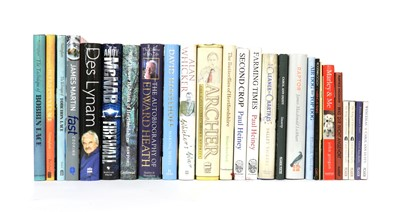 Lot 138 - SIGNED COPIES (All hardback first editions with dust jacket, unless otherwise stated)