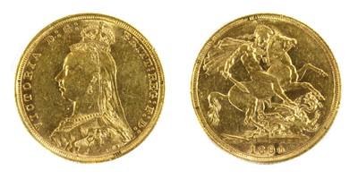 Lot 40 - Coins, Australia, Victoria (1837-1901)