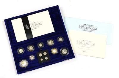 Lot 37A - Coins, Great Britain, Elizabeth II (1952-)