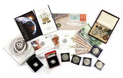 Lot 54 - Coins, Great Britain, Elizabeth II (1952-)