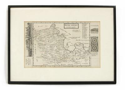 Lot 130 - ENGLAND/MAPS