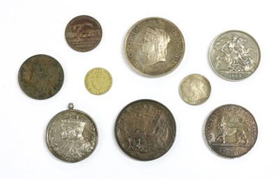 Lot 45a - Coins & Medallions, Great Britain & World