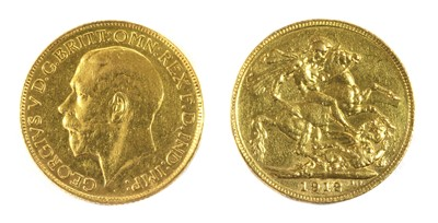 Lot 29 - Coins, Great Britain, George V (1910-1936)