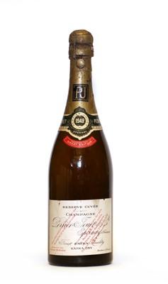 Lot 2 - Perrier Jouet & Co., Epernay, 1942, one bottle