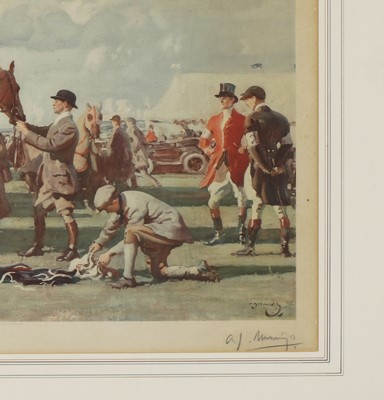 Lot 90 - After Sir Alfred James Munnings