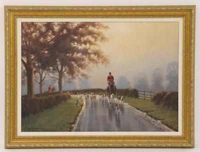 Lot 63 - *Neil Cawthorne (b.1936)