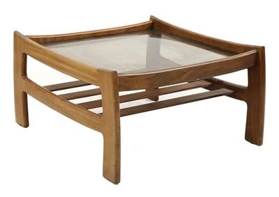 Lot 366 - A G Plan teak coffee table