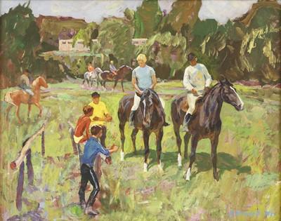 Lot 96 - Viktor Ivanov (Russian, b.1931)