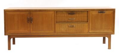 Lot 342 - A 'Sierra' teak sideboard