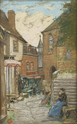 Lot 561 - Nico Wilhelm Jungmann (1872-1935)