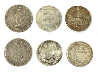 Lot 83 - Tokens, Great Britain, Suffolk