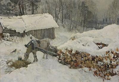 Lot 644 - Alexander Nemtsov (Russian, b.1953)