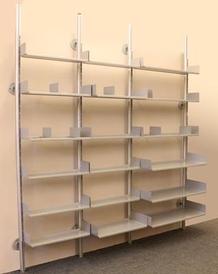 Lot 542 - A '606 Universal' shelving system