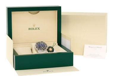 Lot 493 - A gentlemen's stainless steel Rolex 'Deep Sea Sea Dweller James Cameron' automatic bracelet watch
