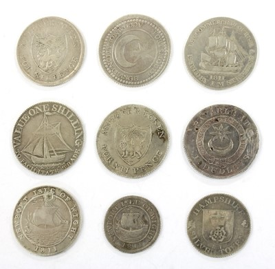 Lot 79 - Tokens, Great Britain, Hampshire & Isle of Wight