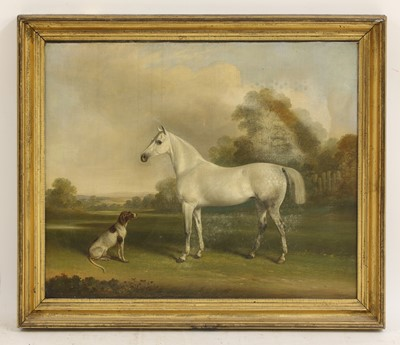 Lot 32 - Attributed to Charles Dickinson Langley (1799-1873)