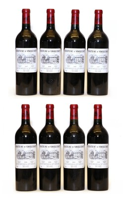 Lot 94 - Chateau d'Angludet, Margaux, Cru Bourgeois, 2003, 2006 and 2007, eight bottles in total