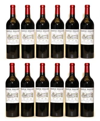 Lot 96 - Chateau d'Angludet, Margaux, Cru Bourgeois, 2008, twelve bottles