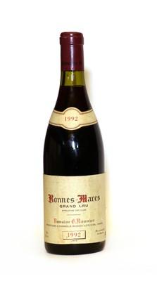 Lot 46 - Bonnes Mares, Grand Cru, Domaine G. Roumier, 1992, one bottle