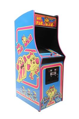 Lot 427 - 'Ms. Pac-Man' arcade machine