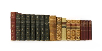 Lot 147 - BINDING, including: Moliere