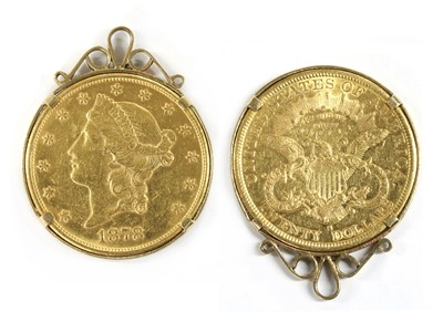 Lot 43A - Coins, United States