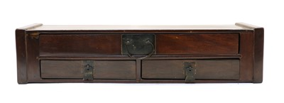 Lot 57 - A set of Chinese wood drawers