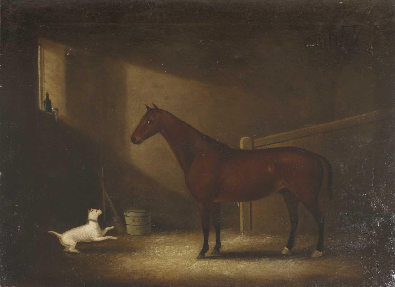 Lot 2 - S Cox, 19th century
