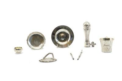 Lot 29 - An Elizabeth II silver armada dish