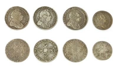 Lot 3 - Coins, Great Britain, George I (1714-1727)
