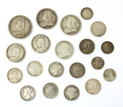 Lot 12 - Coins, Great Britain, Victoria (1837-1901)