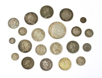Lot 44 - Coins, Great Britain