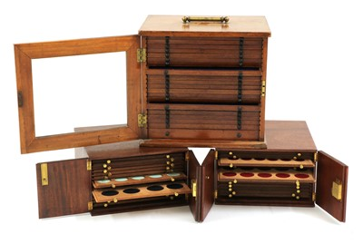 Lot 89 - Three collectors chests