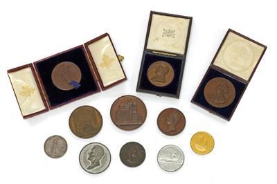 Lot 65 - Medallions, Great Britain & World