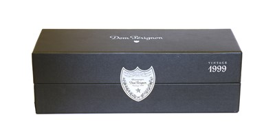 Lot 26 - Dom Perignon, Epernay, 1999, one bottle (boxed)