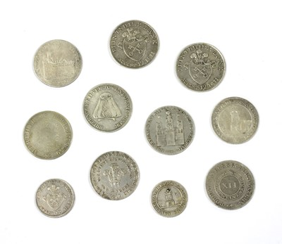 Lot 85 - Tokens, Great Britain, Wales