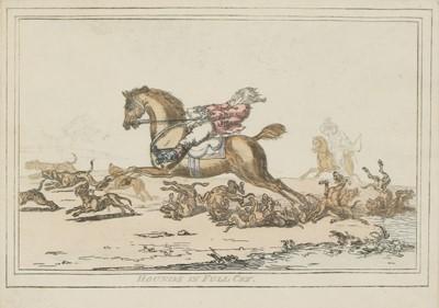 Lot 72 - James Gillray (1756-1815) after Brownlow North