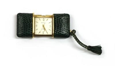 Lot 53 - A Teriam 'Teriamatic' mechanical purse watch, c.1955