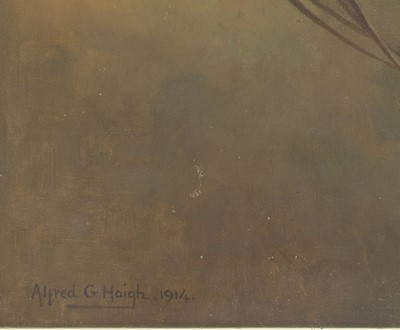 Lot 7 - *Alfred Grenfell Haigh (1870-1963)