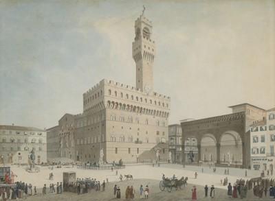 Lot 290 - Thomas Ender (Austrian, 1793-1875)